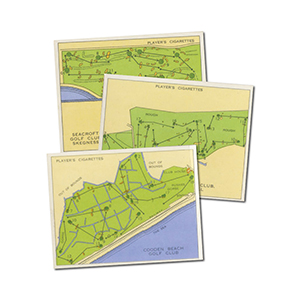 Championship Golf Courses (25) Player's 1936