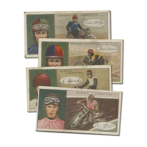 Famous Dirt-track Riders (25) Ogdens 1929
