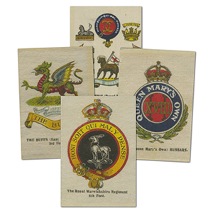 Phillips Crests & Badges (108) cat £150