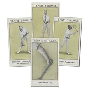 Tennis Strokes - Sarony (25)