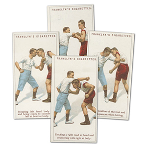 Franklyn Davy 1924 Boxing (25)cat £85