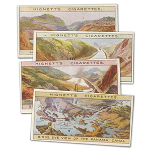 Panama Canal 1914 Hignett Bros (25)