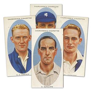 Cricketers 1936 Churchman (50)