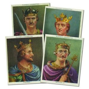 Players Kings & Queens of England 1935 (L50)