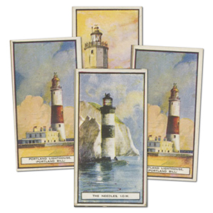 Lighthouses (50) B.A.T 1926
