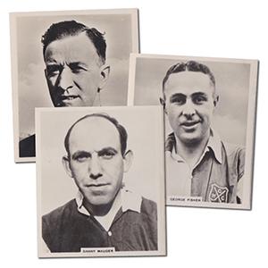 Island Sporting Celebrities (LF48) Gallaher 1938