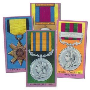 Medals (50) Wills 1906
