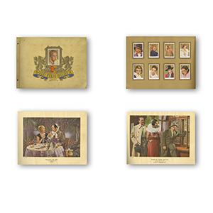 Constantin No. 23 - Gold Film Bilder - Album 1 - Cigarette Cards & Film Art