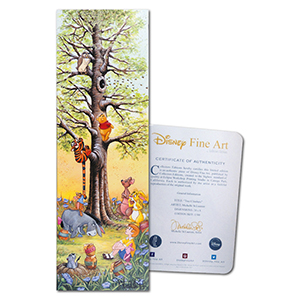 "Disney ""Tree Climbers"" Limited Edition Canvas Print"