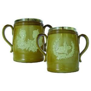 Royal Doulton Loving Cup - George VI Coronation 1937