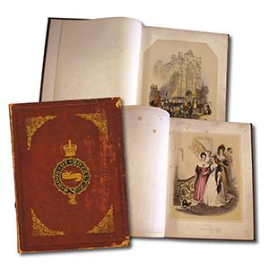The Book of Royalty - Mrs. S. C. Hall 1839