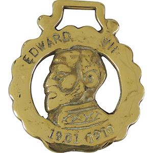 Edward VII 1901-1910 Horse Brass