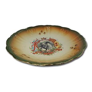 Decorative Bowl - Coronation of George V