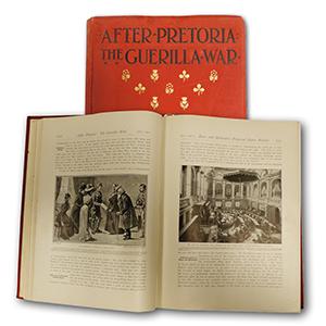 After Pretoria: The Guerilla War - Pair of Books