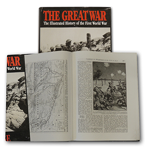 The Great War Set (6 Volumes)