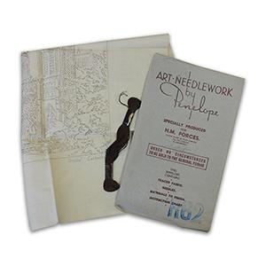 WW2 Needlework Kit - Etchings