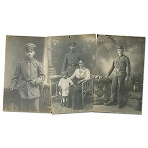 10 Original Great War German Postcards