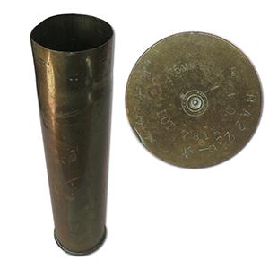 1933 75mm Gun Shell