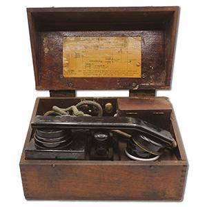 WW1 Field Telephone 108 C17/235