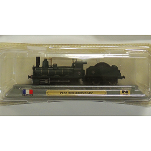 Del Prado PLM Bourbonnais Steam Locomotive of France