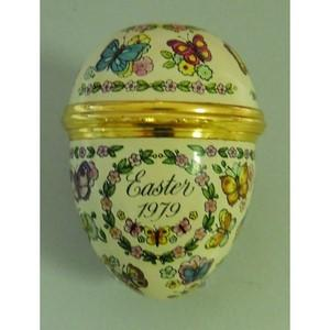 Easter 1979 Enamel Box