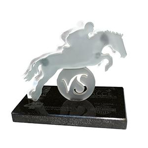 Harley Davidson Horse Trials 2011 Trophy