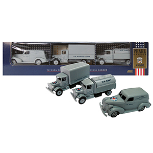 Lledo Pearl Harbour Limited Edition Set