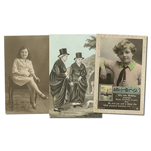 40 Photographic Postcards
