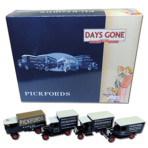 Lledo Days Gone Pickfords Set