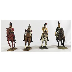 4 Del Prado Cavalry of the Napoleonic Wars