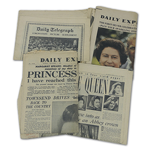 Royalty Newspapers