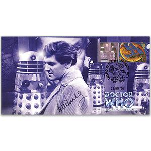 Doctor Who Dalek Masterplan - Signed Peter Purves