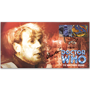 Doctor Who Nightmare Begins - Signed Brian Cant