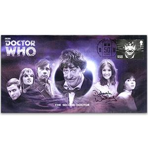 Doctor Who Second Doctor Signed Deborah Watling FDC