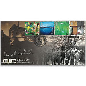 2000 Colditz - Signed by Kenneth Lockwood