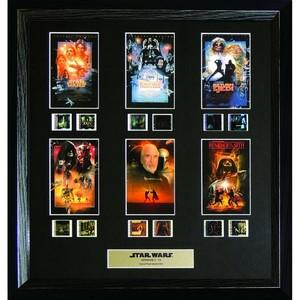 Twelve Film Cell Framed Edition