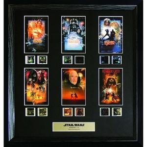 Twelve Film Cell Framed Edition