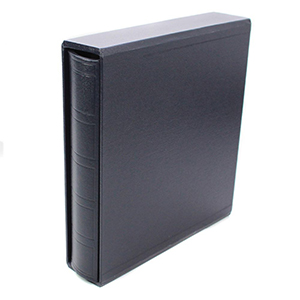 Frank Godden Warwick Binder and Slipcase - Blue