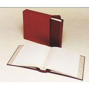 Warwick Linen-Hinged Blank Leaves (Per 25)
