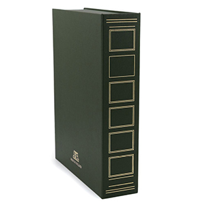 Clarendon Exhibition Case - Green