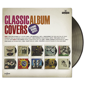 2010 Classic Album Covers Miniature Sheet (MS3019)