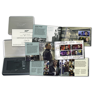 YB089 2020 James Bond Limited Edition PSB