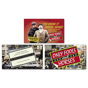 YB095 2021 Only Fools & Horses Limited Edition PSB