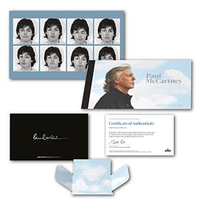 YB098 2021 Paul McCartney Limited Edition PSB