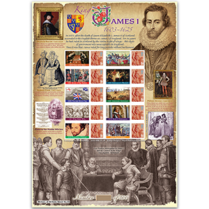 James I GB Sheet - HoB 54