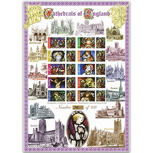 Cathedrals of England HoB 45