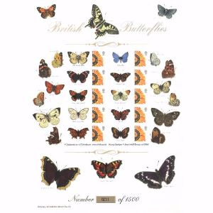 British Butterflies History of Britain 18