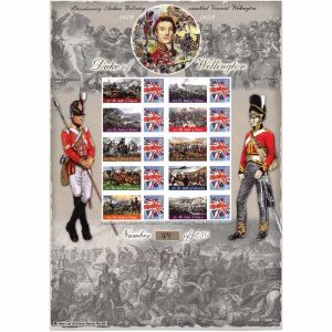 Duke of Wellington History of Britain 43