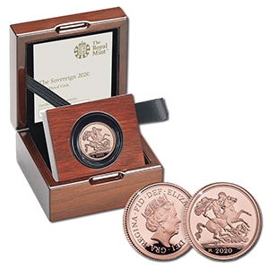 **2020 Gold Proof Sovereign