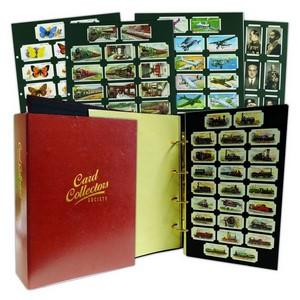 Card Collectors Society - Set of 7 Albums (CXX0351 - CXX0351F)